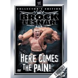 WWE - Brock Lesnar: Here Comes The Pain - Collectors Edition [DVD]